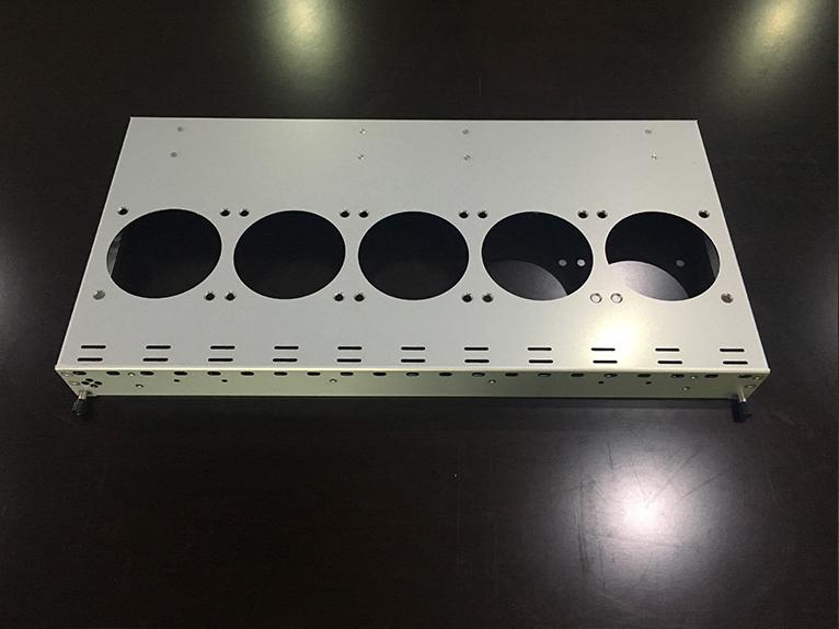 5U-OSP风扇框